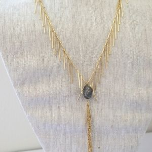 Jewelry - Fringe Chain Necklace